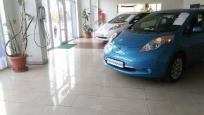 В Виннице открылся первый салон электромобилей. Тест-драйвы бесплатные
