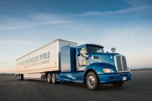 Project Portal: водородные грузовики от Toyota