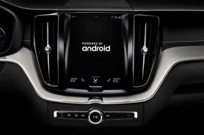 Новые мультимедиа-системы Volvo будут работать на Android