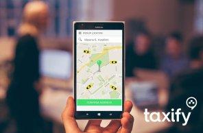 """Раша, гудбай"": Сервис Taxify поглумился над уходом Яндекс.Такси с украинского рынка"