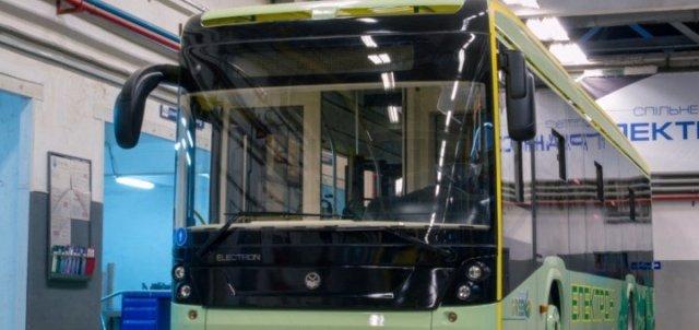 В Житомире электробусы за 10 миллионов будут возить людей бесплатно