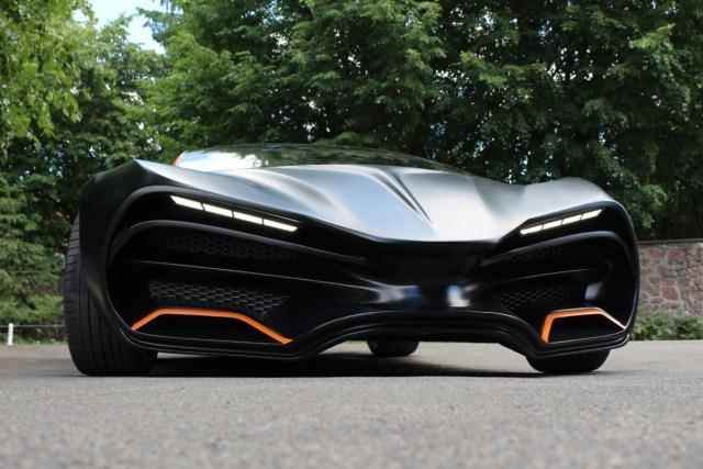 Himera - это не Lada! Автор проекта поставил точку в скандале с дизайном суперкара