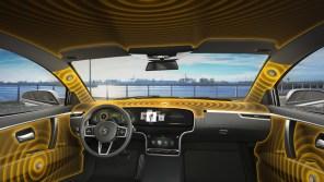 Немцы предлагают использовать кузов машины в качестве автоакустики