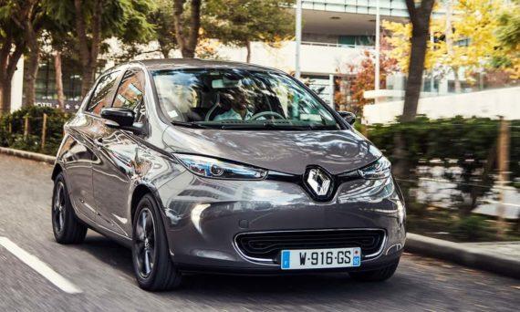 Продажи электромобилей в Европе выросли на 34%. Статистика