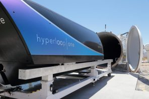 Hyperloop One установил новый рекорд скорости