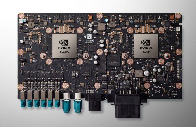 Новая платформа от Nvidia полностью заменит человека в автопилоте