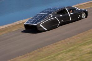 Электромобиль на солнечных батареях проедет 4000 километров по Австралии