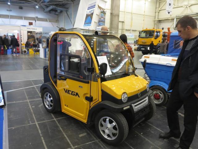Китайцы привезли в Украину три дешевых электромобиля