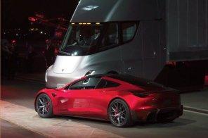 Tesla Roadster 2: все, что нужно знать о самом быстром электромобиле от Маска