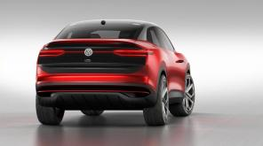 Volkswagen представил самый красивый кроссовер в истории бренда - I.D. Crozz