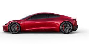 Маск пообещал внедрить космические технологии в Tesla Roadster