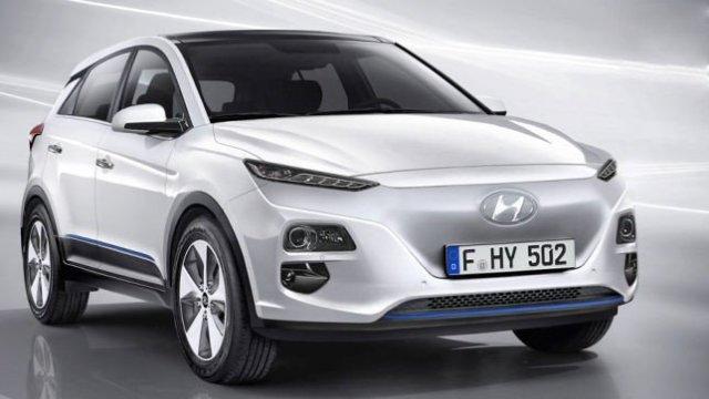 Электрический кроссовер Hyundai Kona будет официально доступен в Украине. Названы сроки