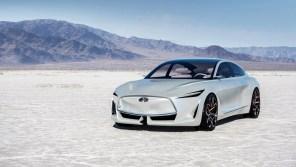 Устали от бензина: Все новые модели Infiniti после 2021 года будут с электроприводом
