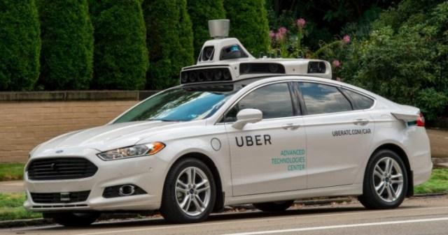 В Uber пообещали беспилотные такси уже в 2019 году. Подробности