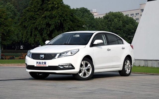 Одно название: китайцы наладят в Беларуси сборку электромобилей Zotye