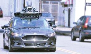 Почти все тесты автопилотов проходят с двумя водителями. Только не Uber