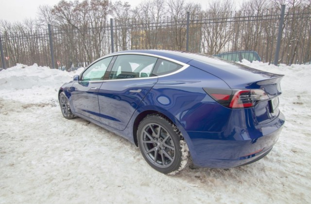 Вынужденная передышка: Tesla временно приостановила производство Model 3