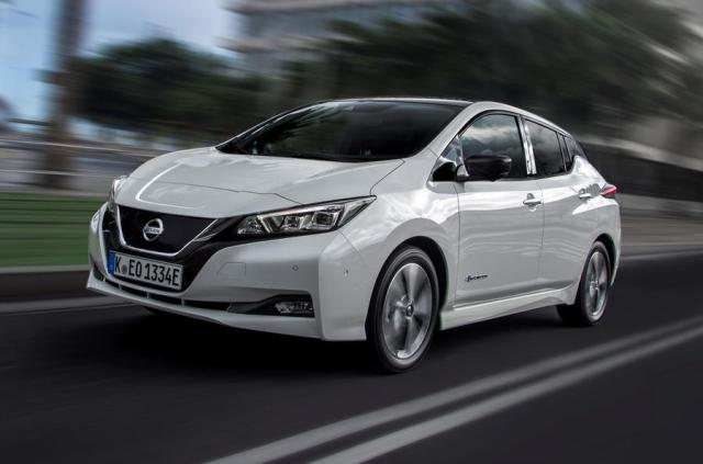 Каждые 12 минут в Европе продается один Nissan LEAF