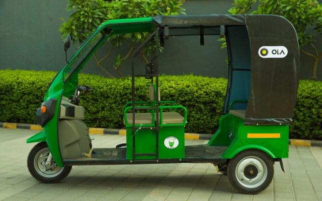 В Индии выпустят на дороги 10 тысяч электрорикш