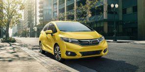Honda работает над полностью электрическим Jazz/Fit по доступной цене