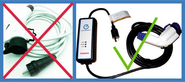 Как неправильное зарядное устройство может сжечь ваш электромобиль или убить вас