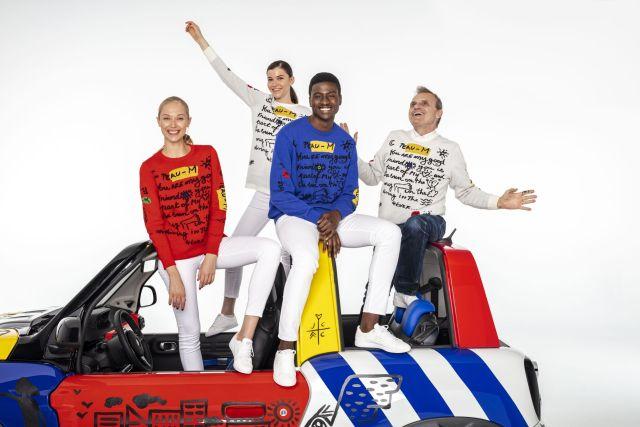 Citroën необычно отметил 50-летие знаменитого кабриолета Méhari
