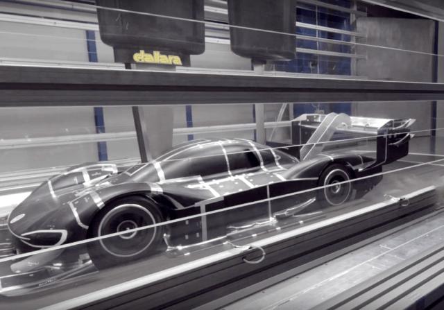 Видео дня: Volkswagen показали подготовку спортивного электрокара I.D. R к гонке Pikes Peak