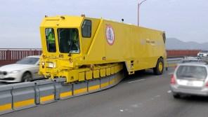 Как на видео в YouTube: на мосту Патона внедрят крутую систему реверсивного движения Road Zipper