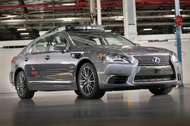 Toyota построит полигон на 25 га для испытаний беспилотников в критичных режимах