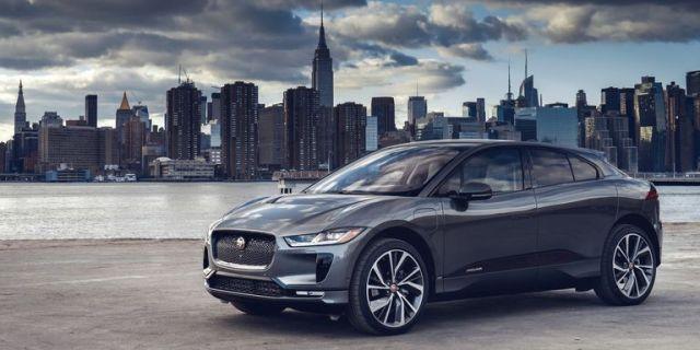 Jaguar Land Rover будет выпускать электромобили в Китае