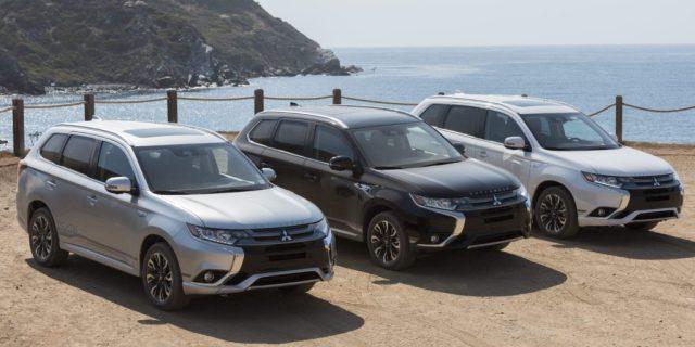 Обновленный гибрид Mitsubishi Outlander PHEV получил усиленный аккумулятор и запас хода