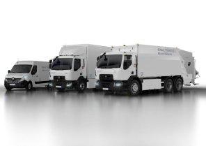 В Renault представили второе поколение электрогрузовиков Z.E.: полная линейка от 3,5 до 26 тонн