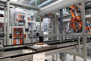 Audi запустила серийное производство моторов для электромобилей в Венгрии