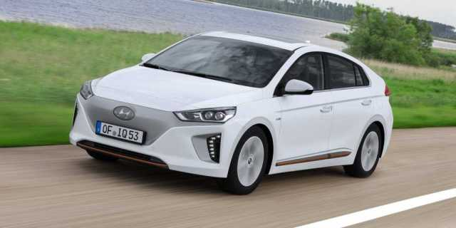 НБУ объявил тендер на закупку электромобилей на 2,8 миллиона гривен