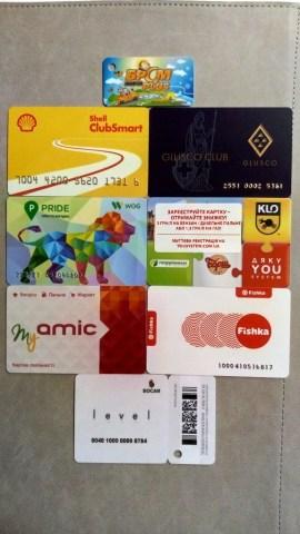Секреты скидочных карточек: анализ программ лояльности украинских АЗС