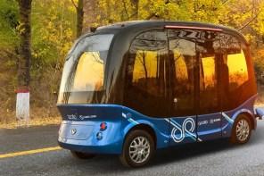 Китайцы из Baidu выпустят в Японии беспилотные автобусы