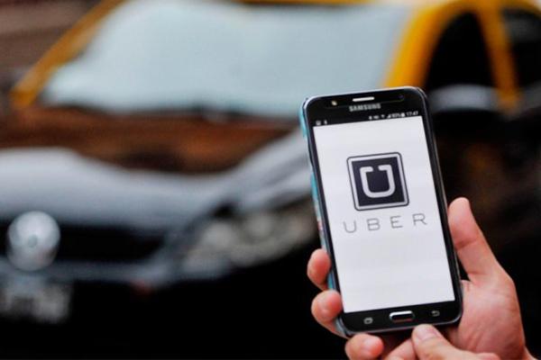 Киевский пассажир Uber потратил 93,35 грн на поездку и стал 10-миллиардным для компании