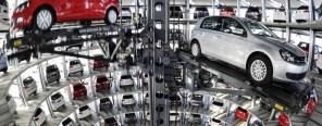 Минрегион предлагает проектировать в городах автоматизированные парковки