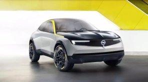 Цифровая детоксикация: Opel представил концептуальный электрокроссовер GT X Experimental