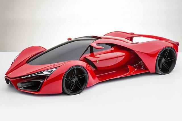 Будущее Ferrari EV: итальянцы всерьез задумались о выпуске электрических моделей