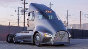 Еще один в копилку: UPS договорились с компанией Thor о создании двух электрогрузовиков