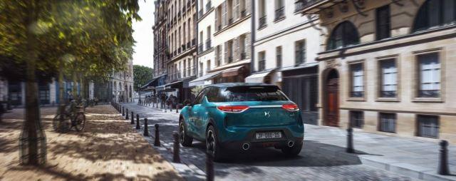Французы показали новый электрокроссовер DS3 Crossback: все подробности о модели