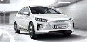 Автопарк Верховной Рады пополнится шестью электромобилями Hyundai Ioniq