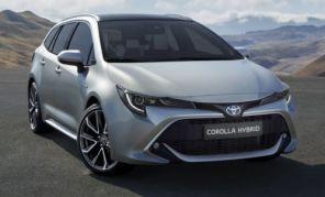 Toyota удивила автосалон в Париже сразу четырьмя электроновинками