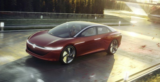 Made in China: Tesla и Volkswagen построят заводы по сборке электромобилей в Китае