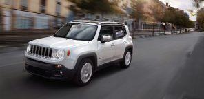 Из внедорожника Jeep Renegade сделают подзаряжаемый гибрид: названа дата начала выпуска