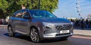 Компания Hyundai нашла необычное применение водородному кроссоверу Nexo