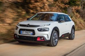 Новый Citroën Cactus к 2020 году получит электрическую версию