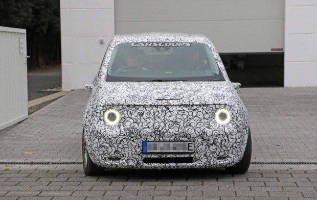 Фото дня: Honda начала тестирование нового электромобиля Urban EV