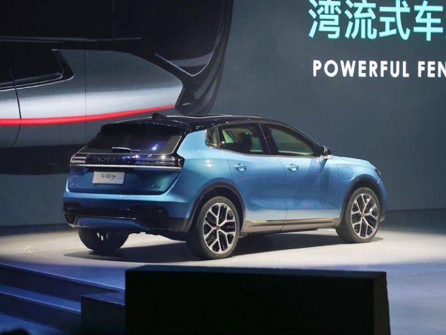 До 700 км на одном заряде: китайцы представили мощный электрокроссовер Enovate ME7